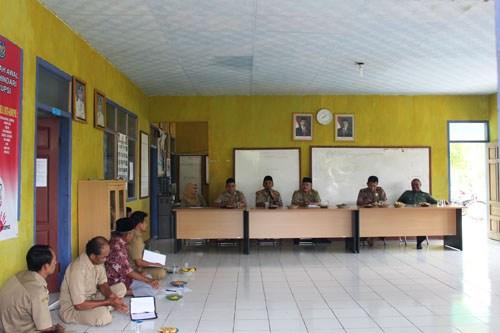 Pembinaan Pemerintahan Desa Kertarahayu Kawasan Panca Mandala, Oleh Pemerintahan Kecamatan Jatiwaras.