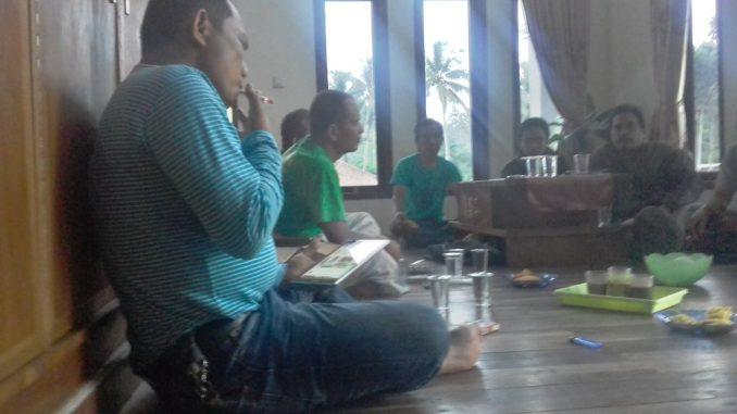 Pertemuan Panca Mandala