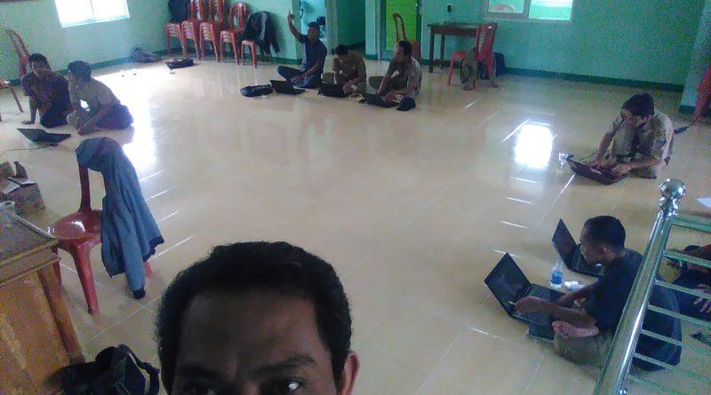 #Pelatihan Siskeudes Bisa Masuk Ke Link SIDeka